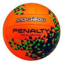 Bola Penalty Vôlei 3600 Fusion VIII Laranja adc1b543418ed