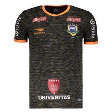 Camisa Penalty S11 Tech UV VIII Preta e Azul - Penalty 0a82e4e0e5a03