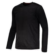 Camisa Penalty Matís UV VII Manga Longa Preta - Penalty 0049e9055489b