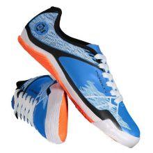 0f502abc1ed68 Chuteira Penalty ATF Storm Zon3 VII Futsal Juvenil Azul