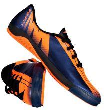 cec1277d63d3b Chuteira Penalty Attom VIII Futsal Juvenil Laranja