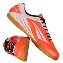 Chuteira Penalty Era VIII Futsal Laranja 5a32a5345e2b2