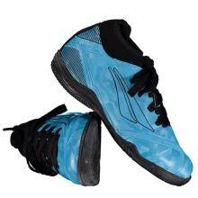 Chuteira Penalty Stealth VIII Futsal Juvenil Azul 7a20ad5c4b2ae