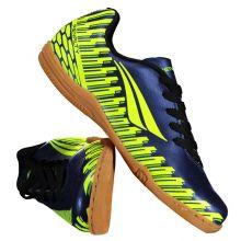 484aa07325aec Chuteira Penalty Storm Speed IX Futsal Juvenil Azul