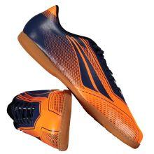 bdf5cf53ce349 Chuteira Penalty Storm Speed VII Futsal Laranja