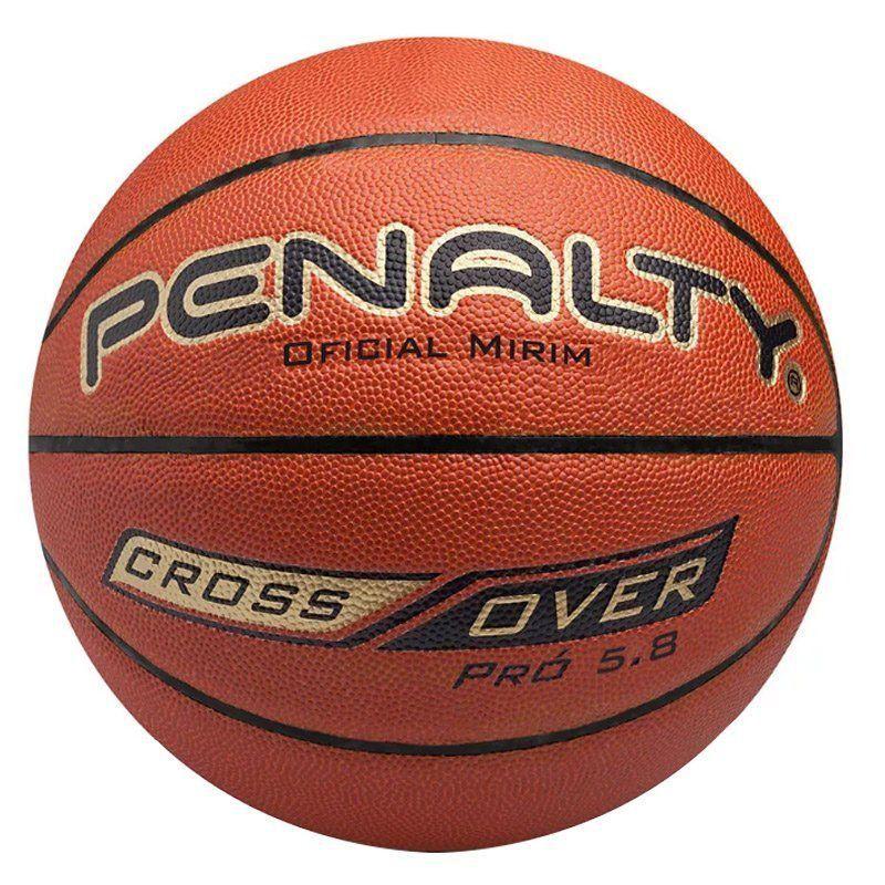 Bola de Basquete Penalty 5.8 Crossover VIII Infantil - Penalty 689df502b1de6