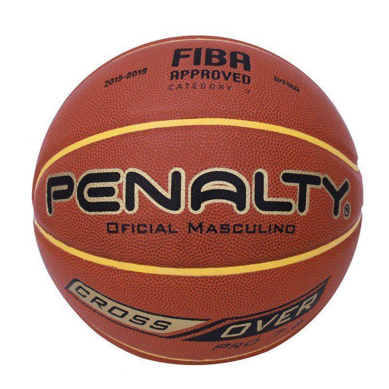 c0692c71bb593 Bola de Basquete Penalty 7.6 Crossover VIII - Penalty
