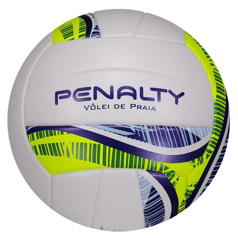 ecb0d7373 Bola De Vôlei De Praia Penalty Fusion IX Branca - Penalty