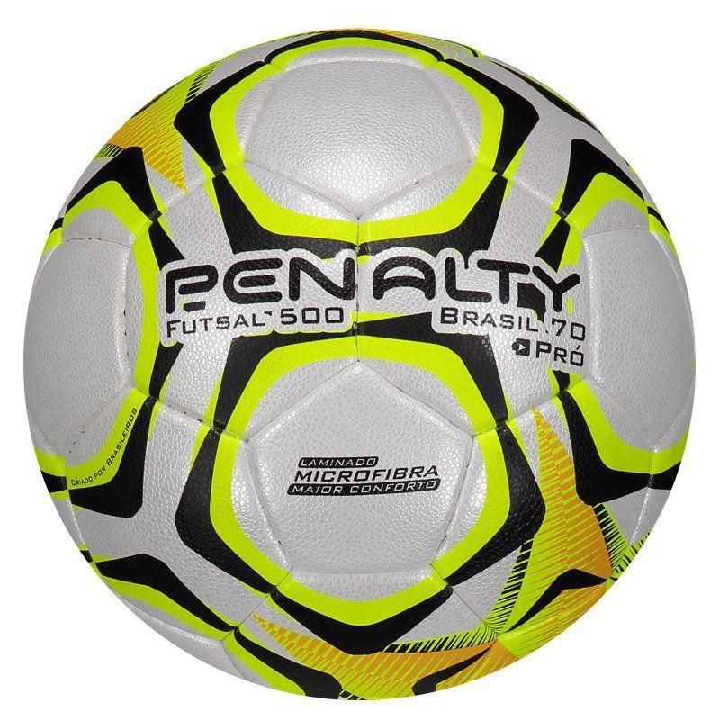 f255a0aead7d4 Bola Futsal Penalty Brasil 70 500 Pro IX Feita para Futebol de Quadra -  Penalty