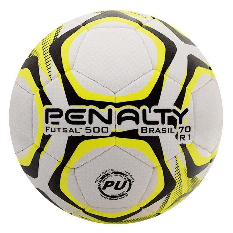 3c0abca7f2 Bola Penalty Brasil 70 500 R1 IX Branca - Penalty