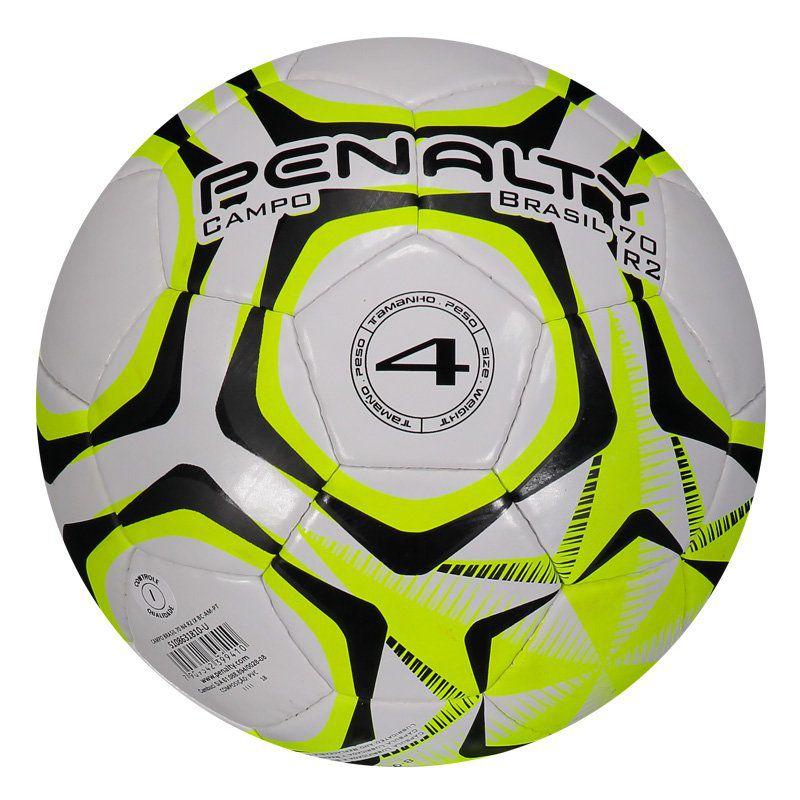 db4a63144bbc9 Bola de Campo Penalty Brasil 70 N4 R2 IX Original produzida para o ...