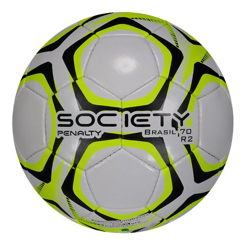 Bola de Society Penalty 70 R2 IX Criada para Gramado Sintético - Penalty 073f36490fa93