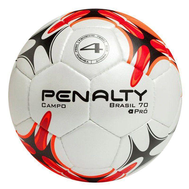 Bola Penalty Brasil 70 VII Campo Branca - Penalty be2baed5d3713