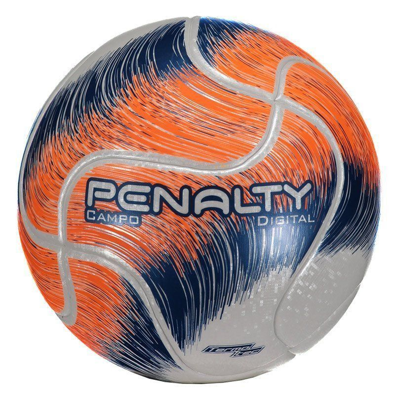 Bola de Campo Penalty Digital Termo VIII Feita com Poliuretano Laminado -  Penalty d3f34422f9565