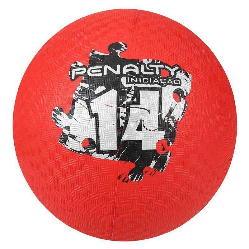 4987f61ab5 Bola Penalty Iniciação T14 VII Juvenil Vermelha - Penalty