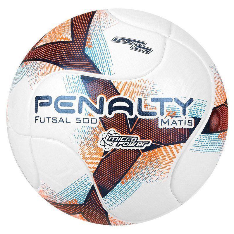 Bola Futsal Penalty Matís 500 Termotec VIII Barata e em Promoção - Penalty 92a0d2fbd603b