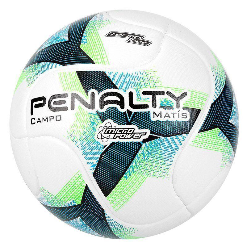 Bola de Futebol Penalty Matis Termotec VIII Criada para Campo - Penalty bc7aacbdff798