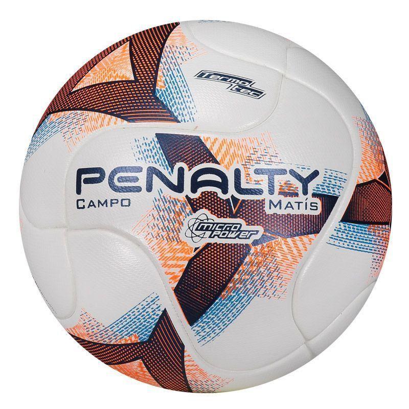 7387e586bb Bola de Campo Penalty Matis Termotec VIII Construída para Futebol em  Gramado Natural - Penalty