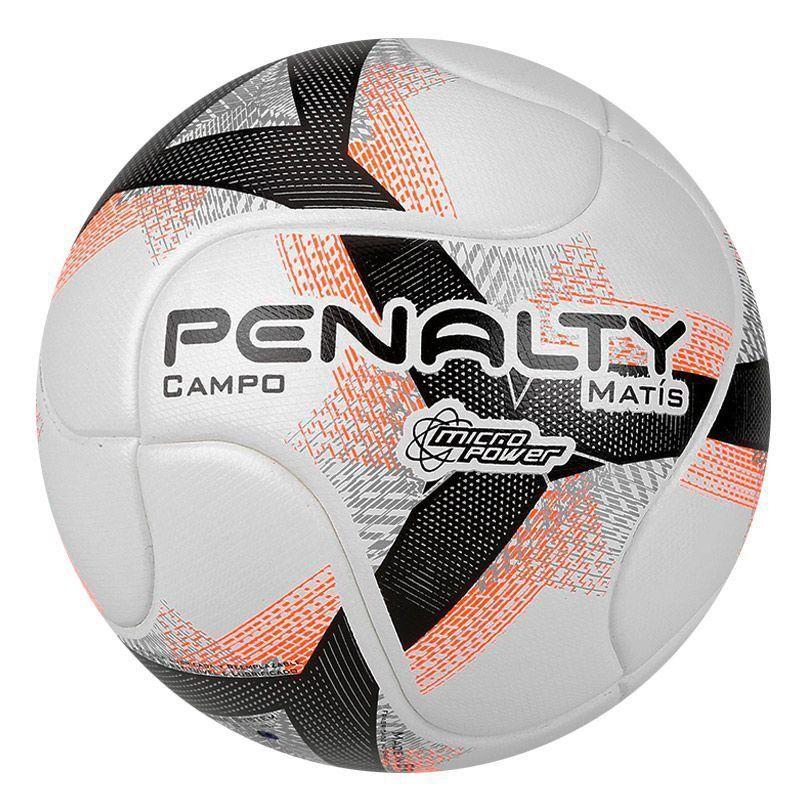 e327e29568 Bola de Campo Penalty Matis Termotec VIII Feita para Futebol em Gramado  Natural - Penalty