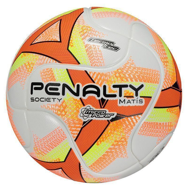 7807424a02 Bola de Society Penalty Matis Termotec VIII Criada para Futebol em Grama  Sintética - Penalty
