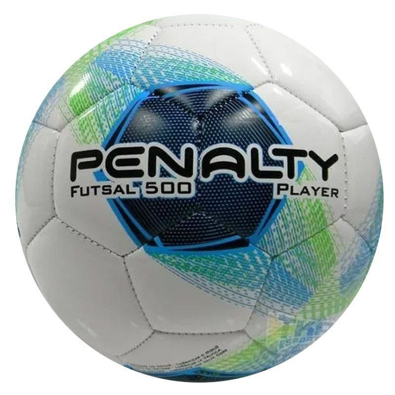 a4f532d05b Bola Penalty Player VIII Futsal Branca - Penalty