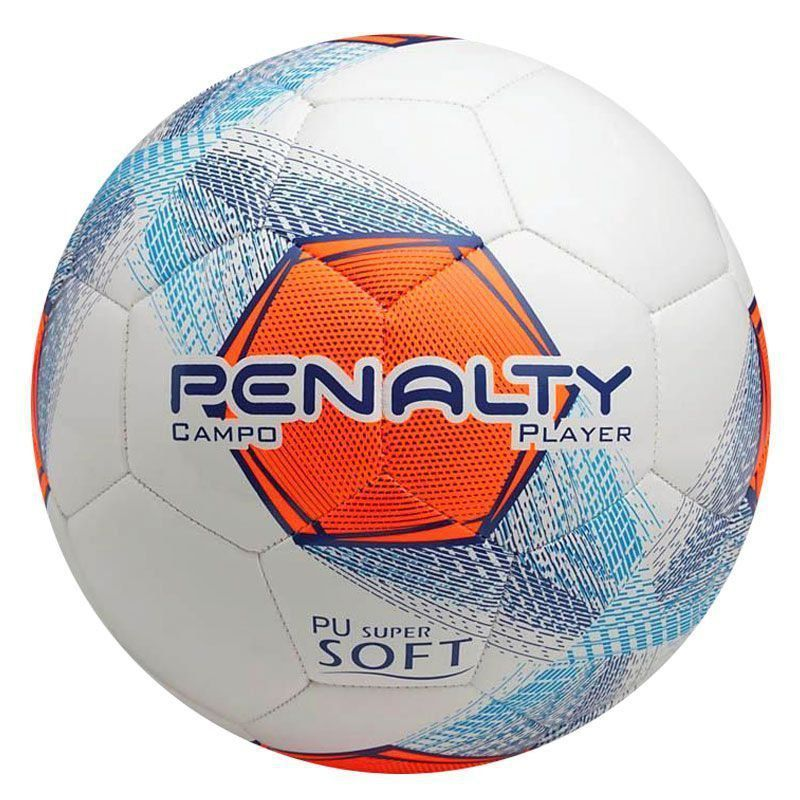 Bola Penalty Player VIII Campo Branca - Penalty b03fa92a21c40