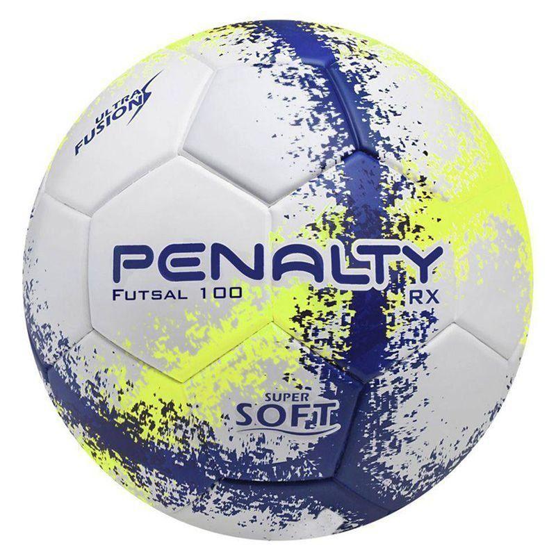 118552f08485a Bola Penalty RX 100 R3 Fusion VIII Futsal Juvenil - Penalty