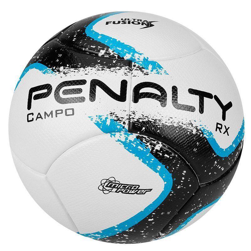 Bola Penalty RX R1 Fusion VIII Campo Branca - Penalty 822c1ca791558