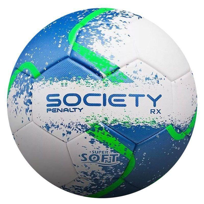 Bola de Society Penalty RX R2 Fusion VIII Indicada para Futebol de Gramado  Sintético - Penalty 62b5d7bdc827f