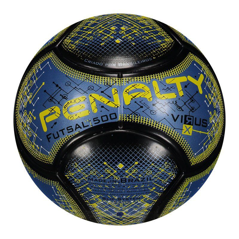 f12714e717445 Bola Penalty RX Virus 500 Vlll Futsal - Penalty