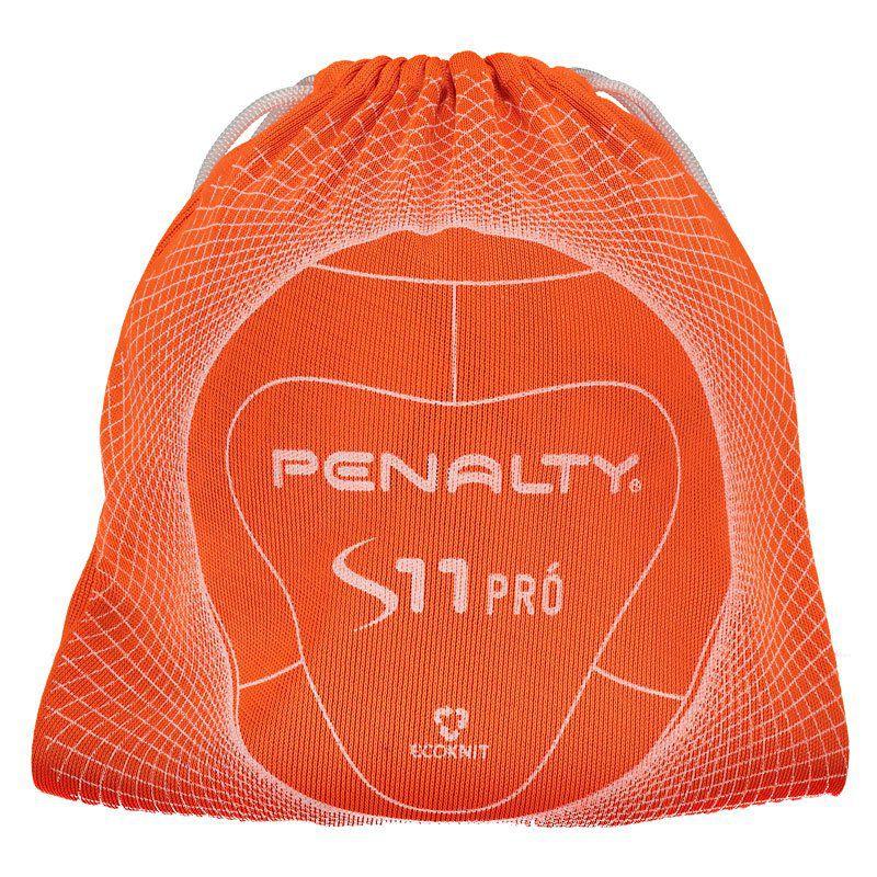 Bola Penalty S11 Ecoknit FPF IX Futebol de Campo Lançamento e ... 1c0ad90601d5d