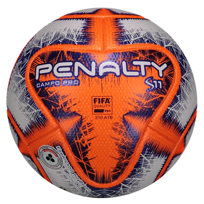 Bola Penalty S11 Pró IX Campo Laranja Fabricada para as partidas de futebol  - Penalty e307ff8a6af7d