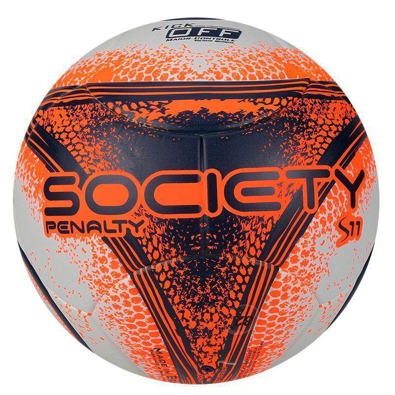 Bola Penalty S11 R3 Fusion VIII Society Branca - Penalty 9dfd288038ca0