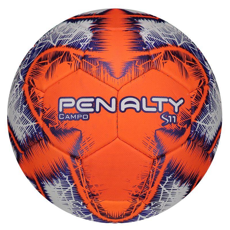 2217a44d39266 Bola Penalty S11 R5 IX Campo Laranja - Penalty