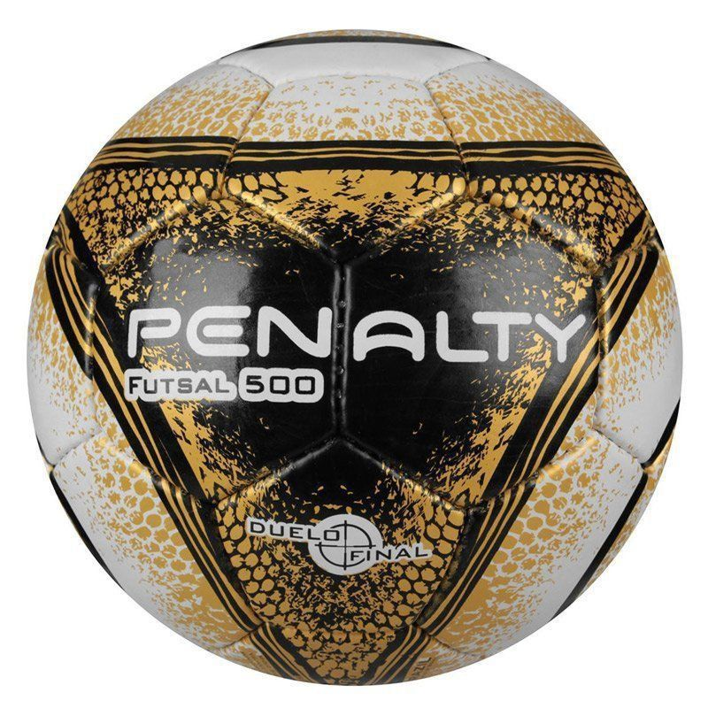 0b180e4608c16 Bola Penalty Storm VIII Futsal Branca - Penalty