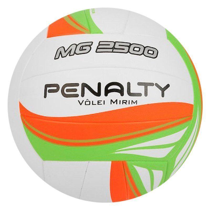 Bola Penalty Vôlei MG 2500 Fusion VIII Infantil - Penalty f79dabd281f39
