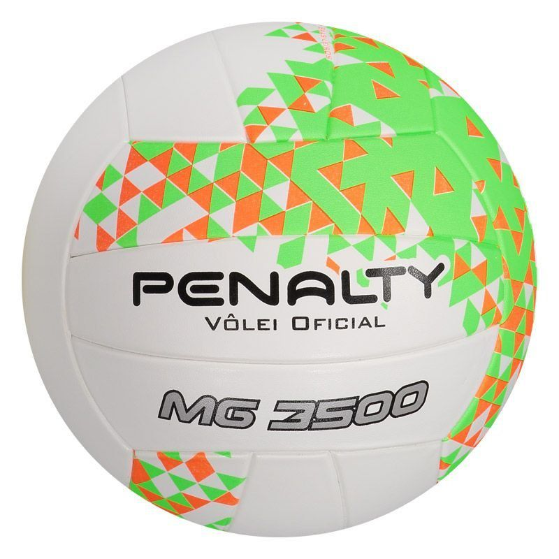 Bola Penalty Vôlei MG 3500 VIII - Penalty 536ebeb9c4967