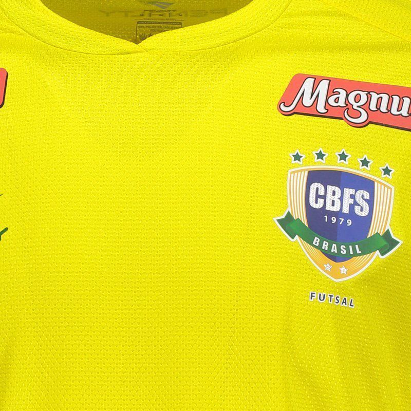 cfa13165b9f95 Camisa Penalty Brasil CBFS Futsal I 2018 - Penalty