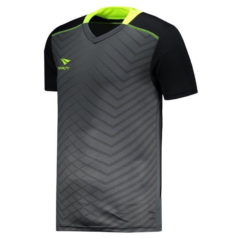 9fa0354afd Camisa Penalty Delta UV VII Chumbo - Penalty