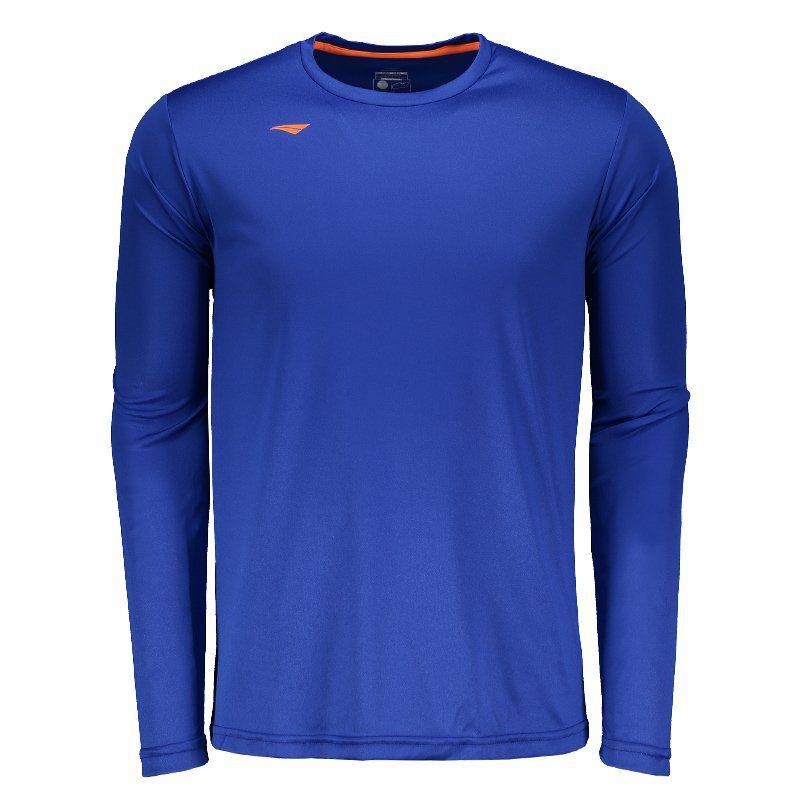 c8004db7d02e6 Camisa Penalty Matis IX Manga Longa Azul - Penalty