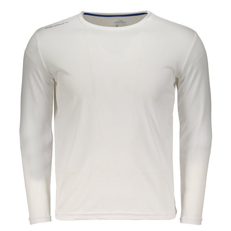 Camisa Penalty Matís UV VII Manga Longa Branca - Penalty 2ba858bc52177