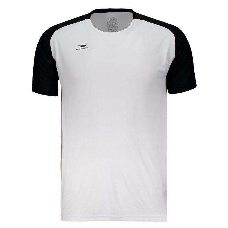 Camisa Penalty Speed IX Branca e Preta - Penalty 5e0e6a054f744
