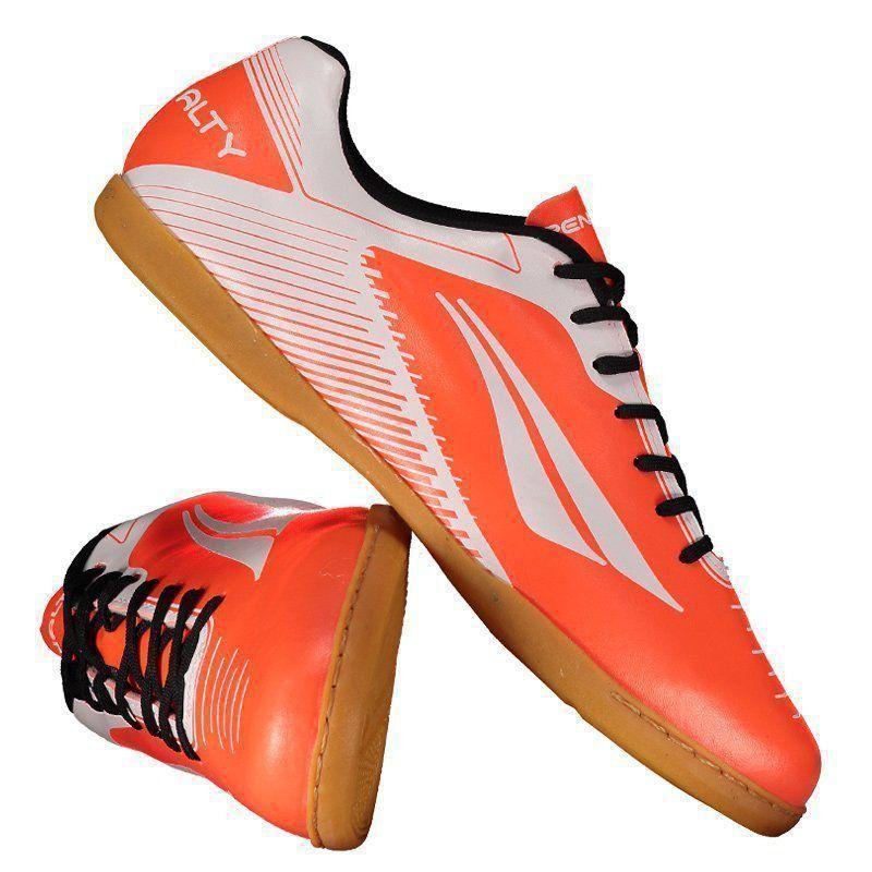 0a36c186d4 Chuteira Penalty Era VIII Futsal Laranja - Penalty