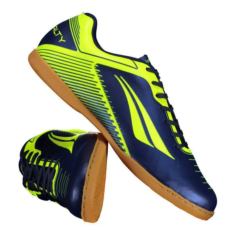 Chuteira Penalty Era VIII Futsal Azul - Penalty 4fa74b8c4017e