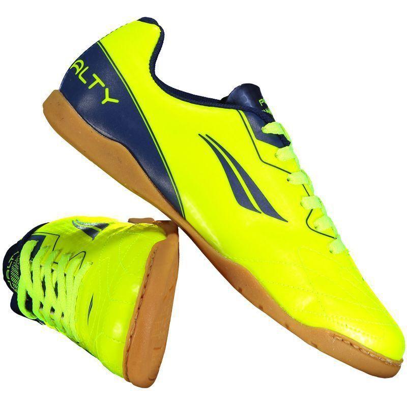 8f8ac4d8d6 Chuteira Penalty K Soccer Matís VIII Futsal Juvenil Amarela - Penalty