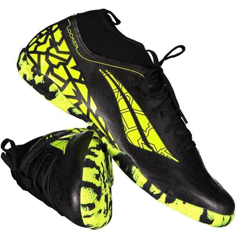 ff3460f739 Chuteira Penalty RX Locker VII Futsal Preta - Penalty