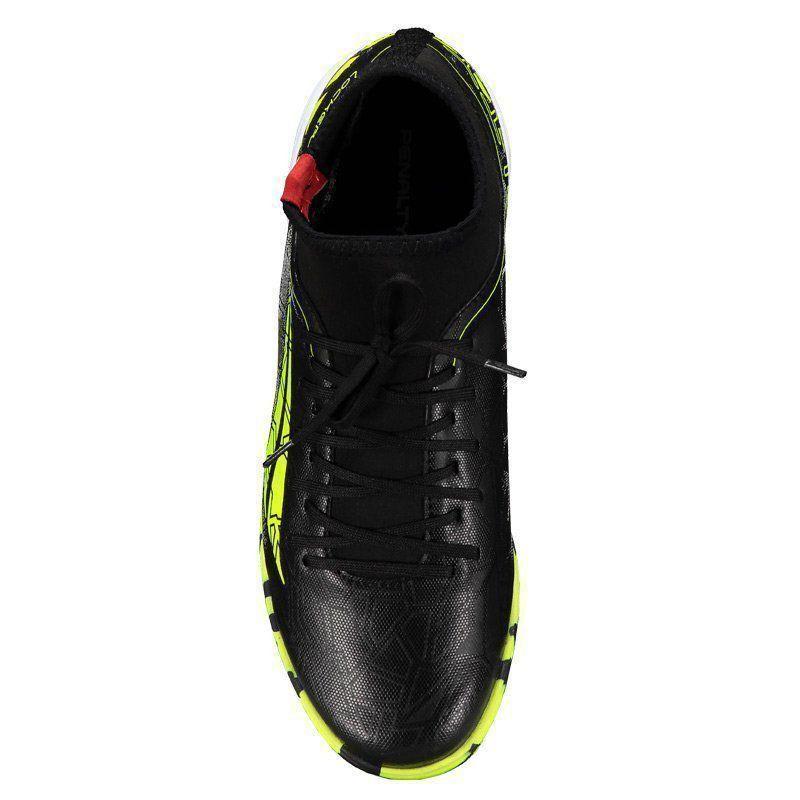 4280e90bf095b Chuteira Penalty Victoria RX Locker Neo VIII Futsal Preta - Penalty