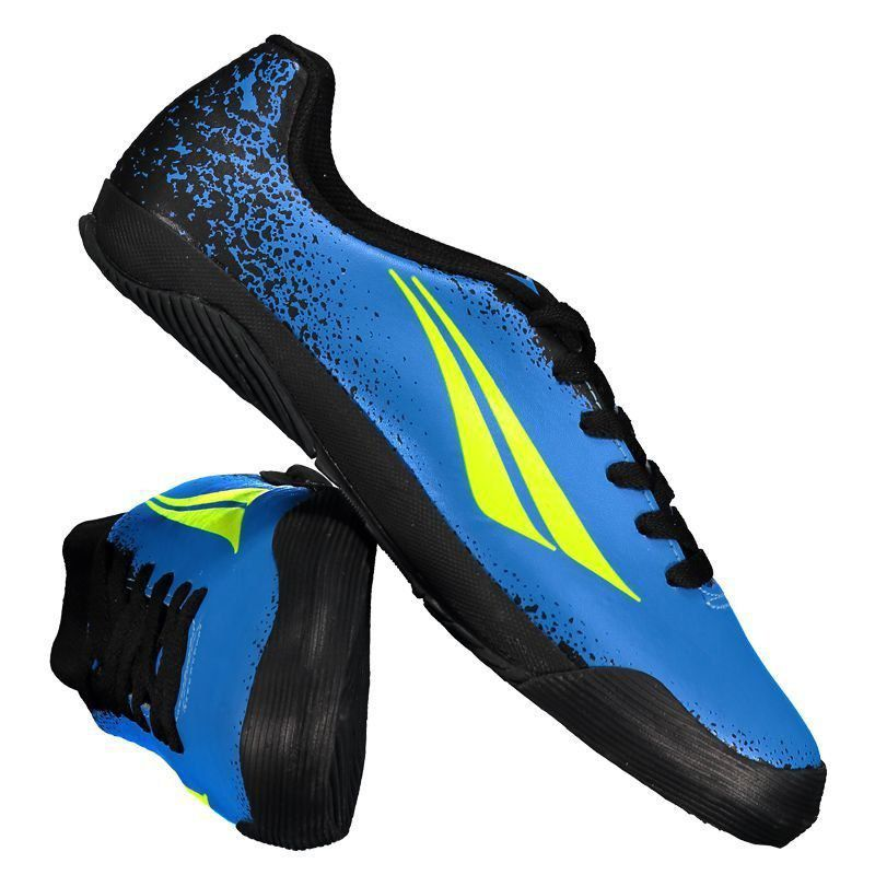 a807d5367a Kit Penalty Atletas do Futuro VII Futsal Juvenil Azul - Penalty