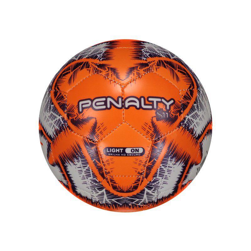 f59c87ae81144 Mini Bola Penalty T50 S11 IX Laranja - Penalty