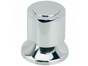 Acabamento Registro Pressão Gaveta Metal Cromado Padrão Deca C40